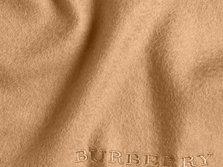 Camel The Classic Cashmere Scarf Camel - cell image 4