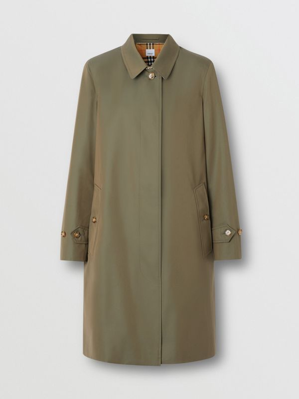 The Pimlico Heritage Car Coat in Oregano - Women | Burberry United Kingdom - cell image 3