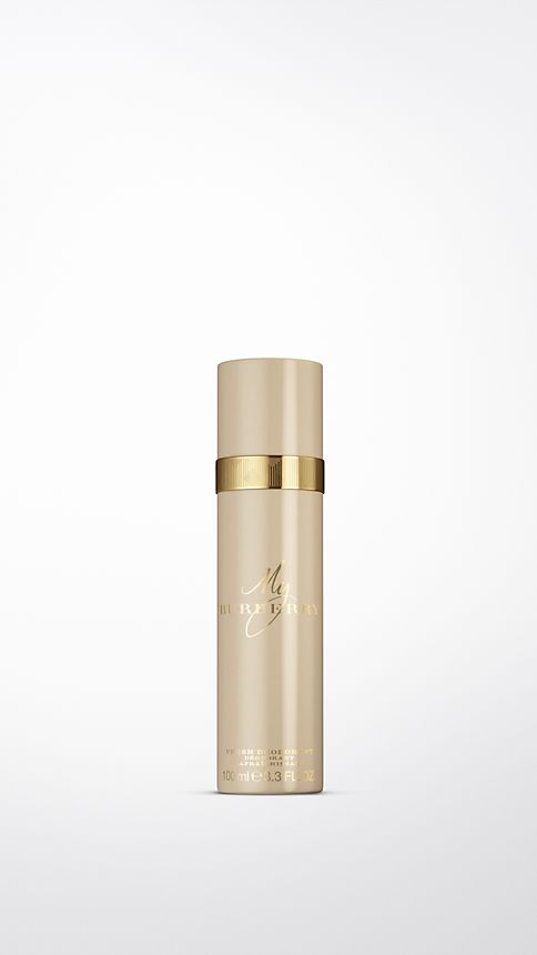 Honey trench My Burberry Fresh Deodorant 100ml - Image 1