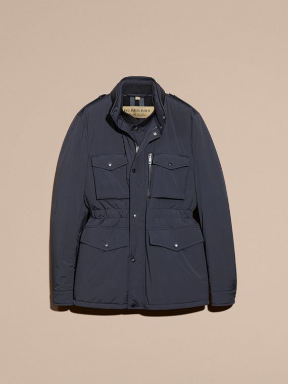 Navy Lightweight Field Jacket with Detachable Gilet - cell image 3