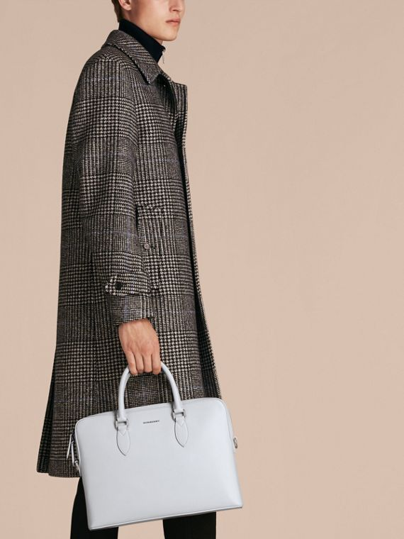 Sac The Barrow fin en cuir London (Stone Pâle) - Homme | Burberry - cell image 3