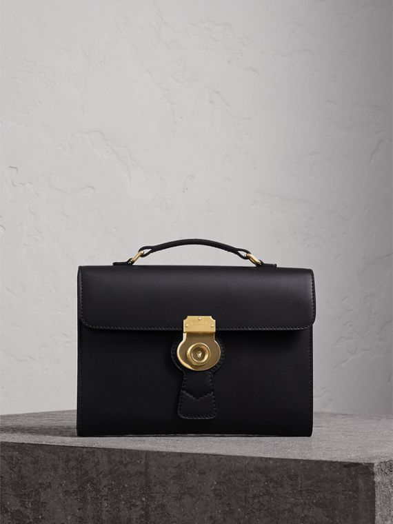 The DK88 Document Case in Black/black