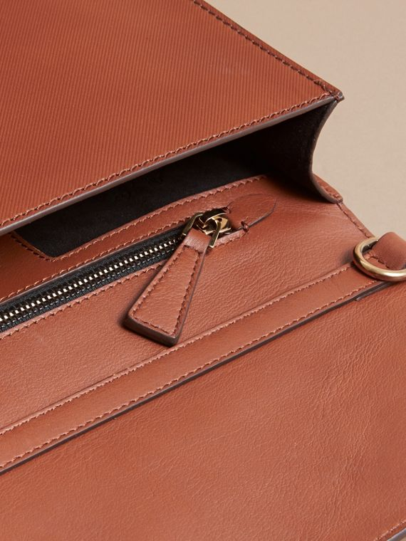 The DK88 Document Case in Tan - Men | Burberry - cell image 3