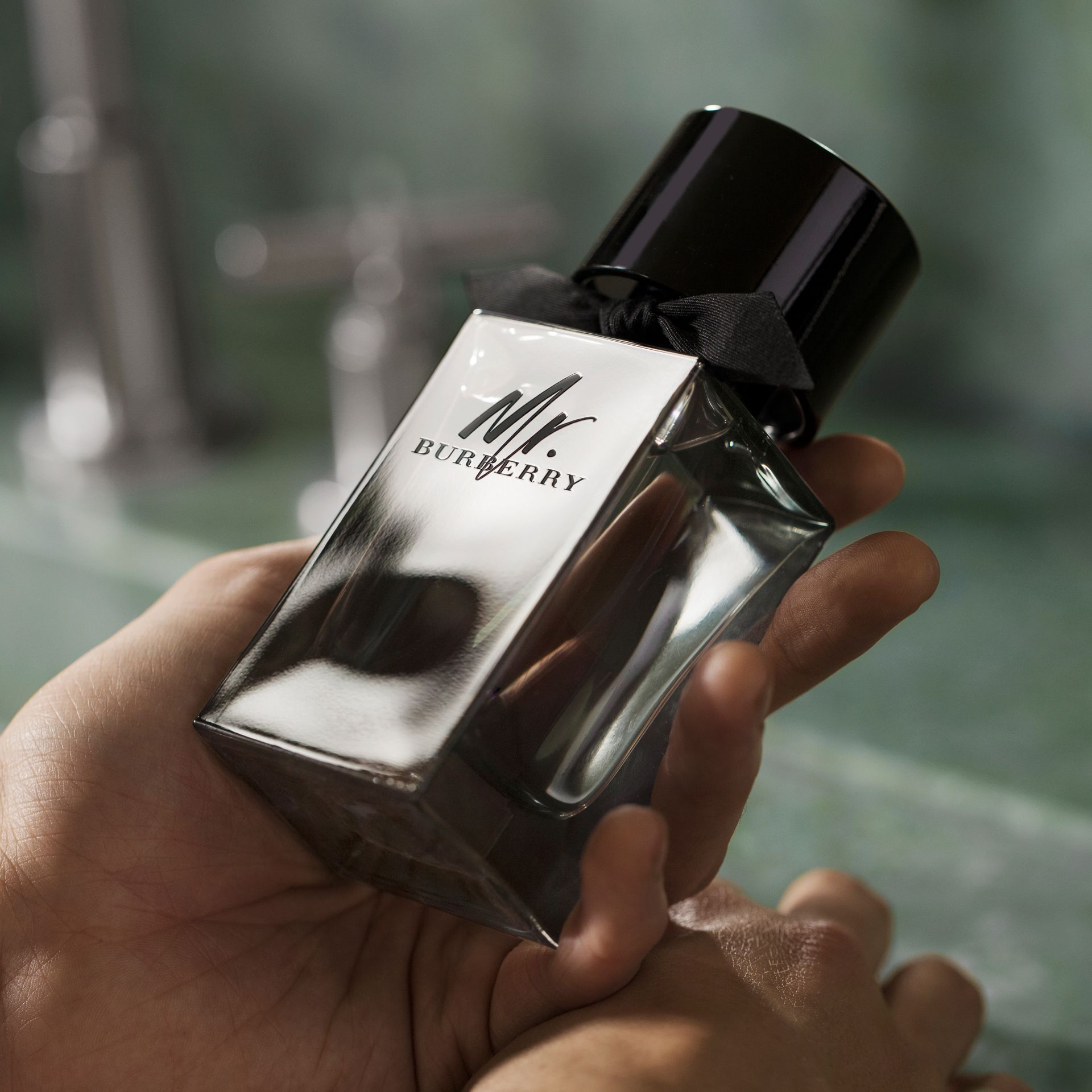 Mr. Burberry Eau de Parfum Set in Black - Men | Burberry Canada - gallery image 4