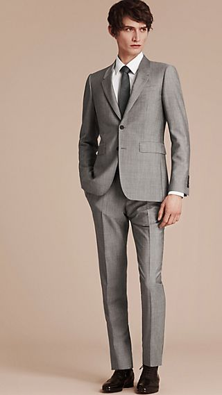 The Chelsea – Slim Fit Wool Mohair Suit