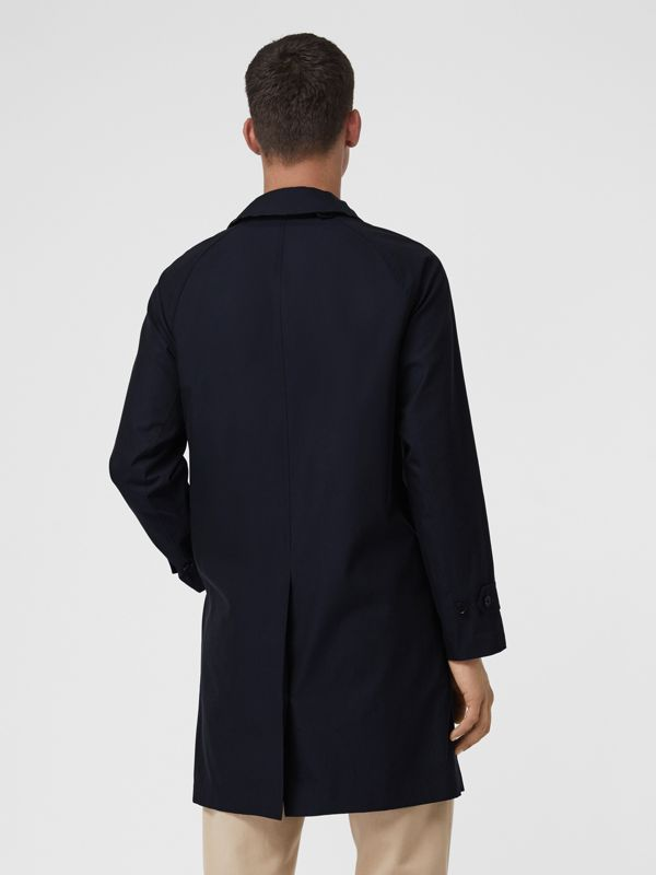 The Camden Car Coat (Blu Carbonio) - Uomo | Burberry - cell image 2