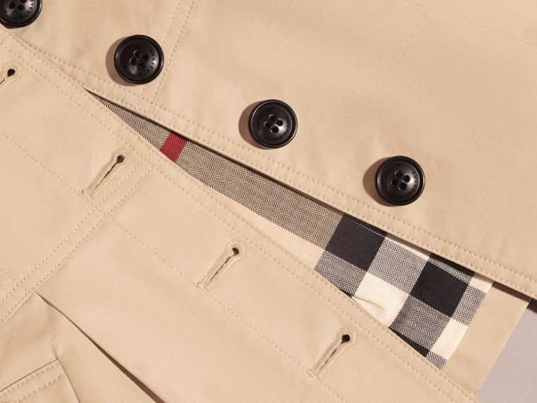 Cotton Trench Coat | Burberry Canada - cell image 1