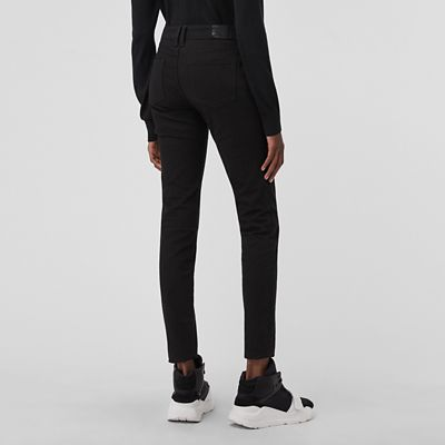 Burberry - Jean skinny taille basse noir intense - 3