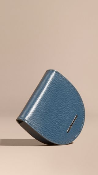 London Leather Coin Case
