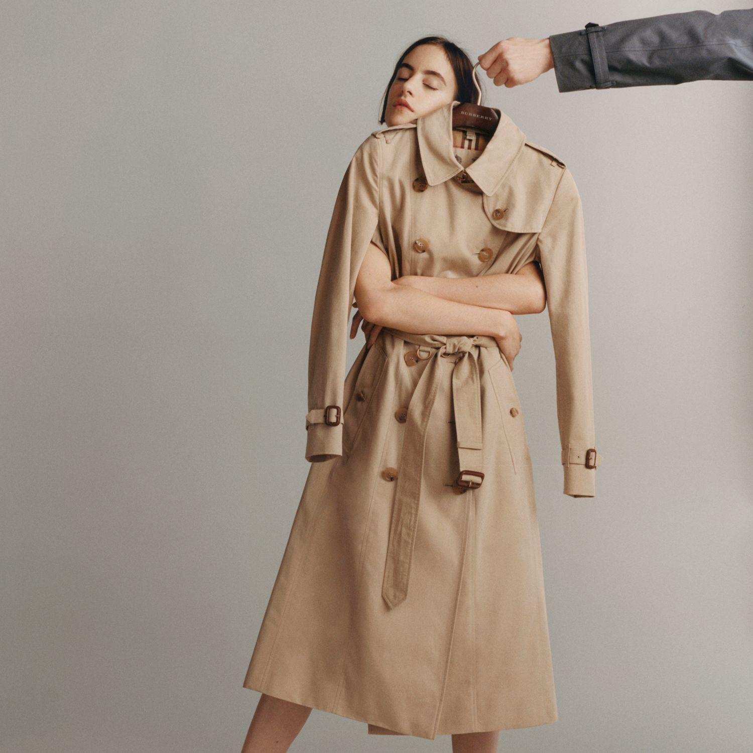 Il trench coat