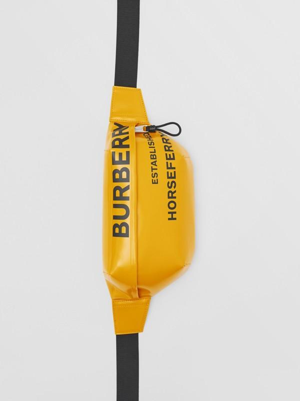 Medium Horseferry Print Bum Bag in Yellow | Burberry Hong Kong S.A.R - cell image 2