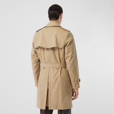 Heritage Trench Kensington R in Coat HoneyBurberry The Hong Kong S A CthxBdsoQr