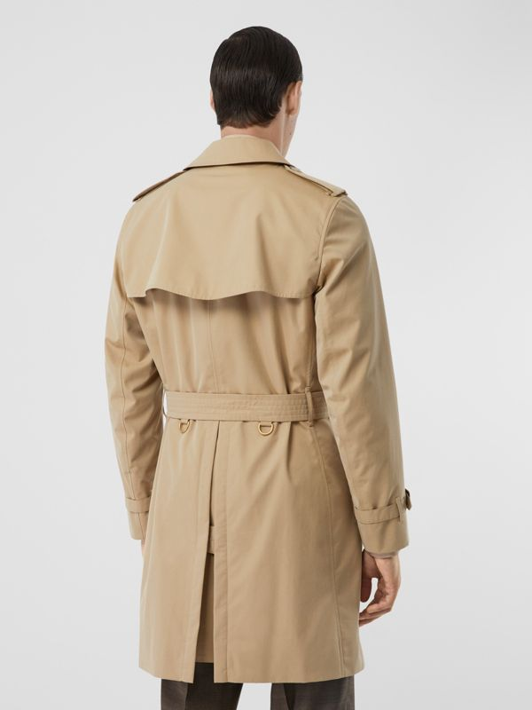 The Kensington Heritage Trench Coat in Honey | Burberry United Kingdom - cell image 2