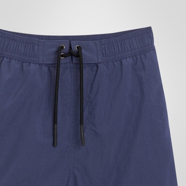 Burberry - Short de bain avec cordon de serrage - 5