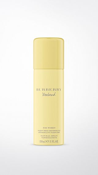 Déodorant spray naturel Burberry Weekend for Women 150 ml