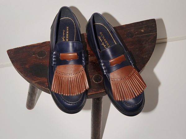 The Kiltie Loafer