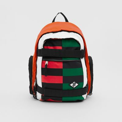 burberry backpack on sale