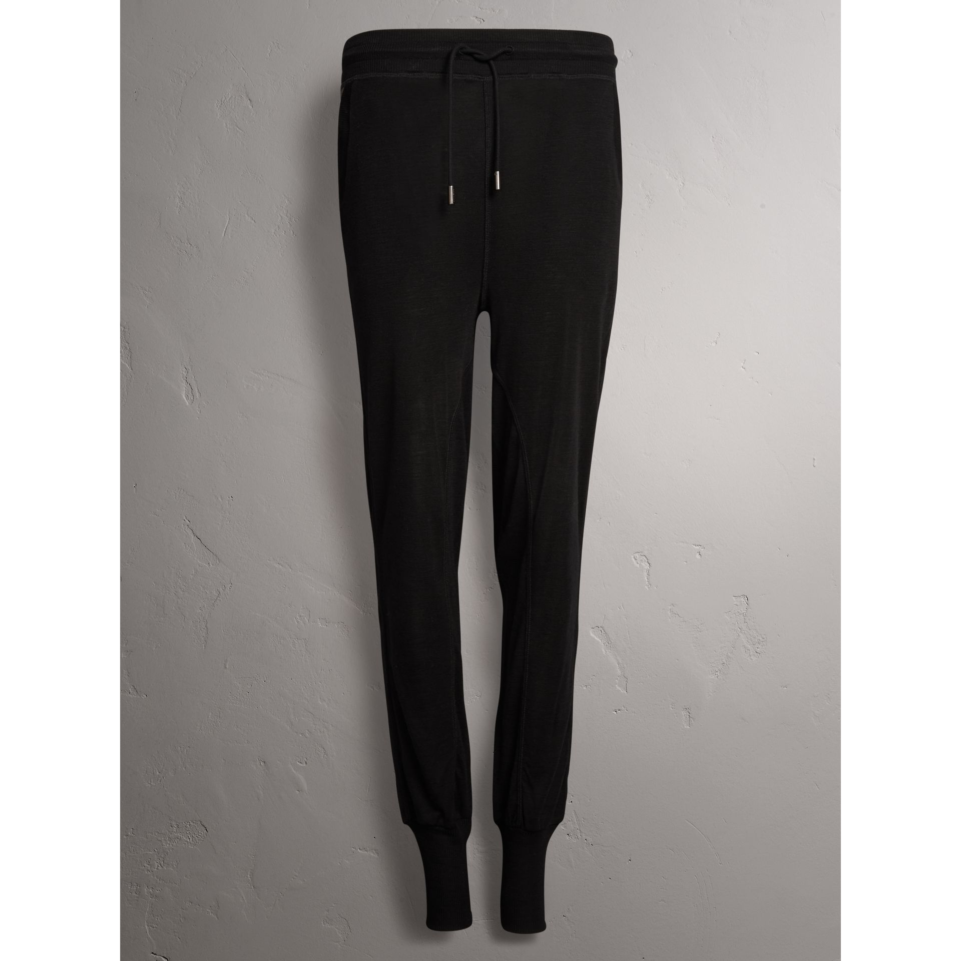 Wool Lyocell Sweatpants - gallery image 4