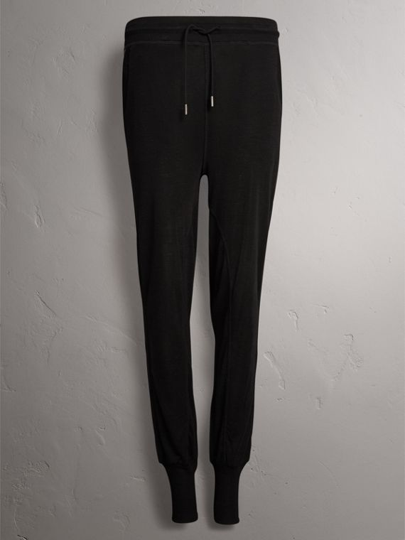 Wool Lyocell Sweatpants - cell image 3