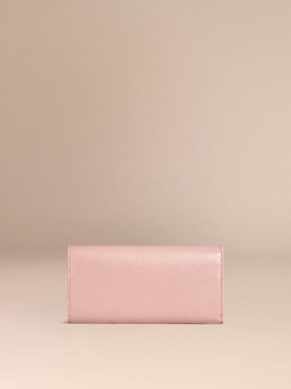 Ash rose Patent London Leather Continental Wallet Ash Rose - cell image 3