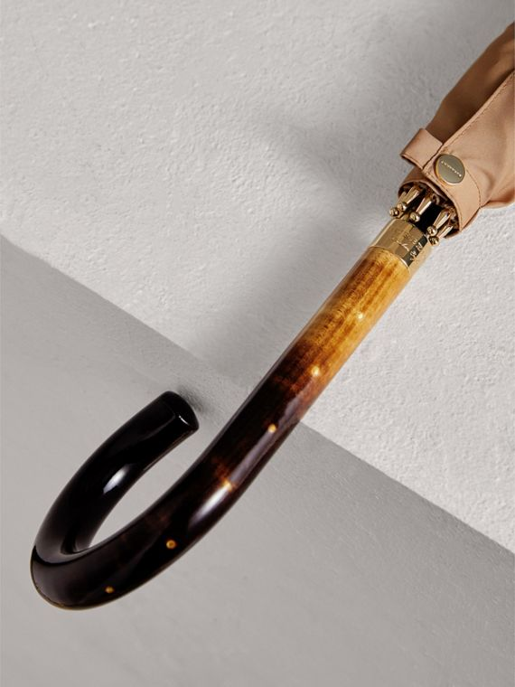 Dégradé Handle Umbrella in Honey
