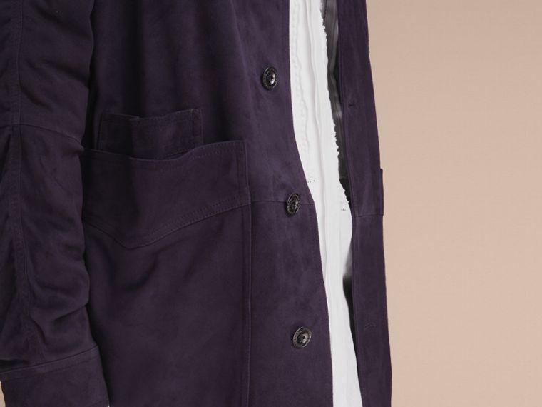 Suede Workwear Jacket - cell image 4